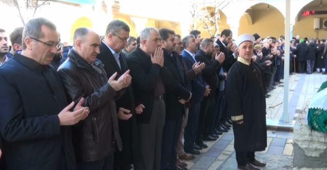 AK Parti İl Başkan Yardımcısı İmirze Demir'in acı günü!