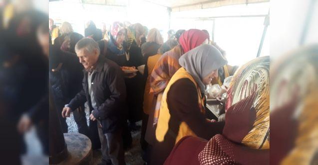 İyilik Çadırı'nda kardeşlik mutfağı yemek yarışması düzenlendi