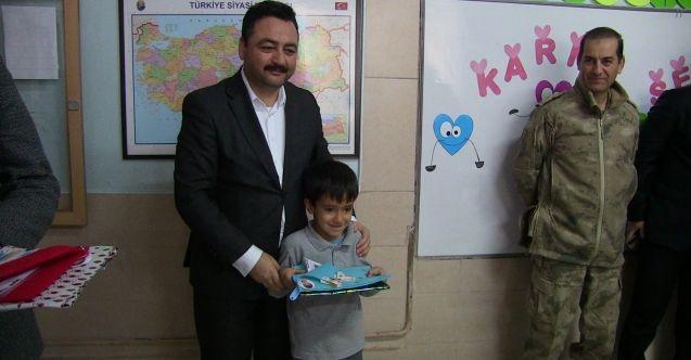 Elbistan'da 34 bin 108 öğrenci yarı yıl tatiline girdi