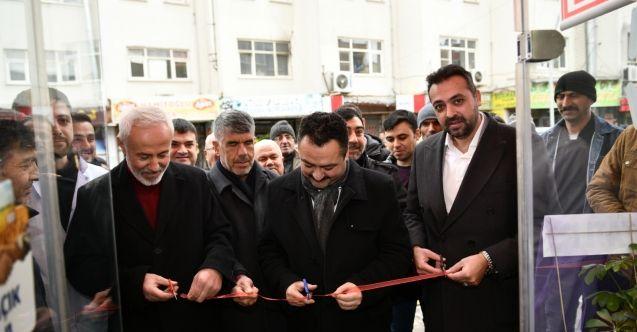 'Eczane Su' Elbistan'da hizmete açıldı