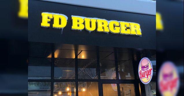 FD Burger Elbistan'da hizmet vermeye başladı