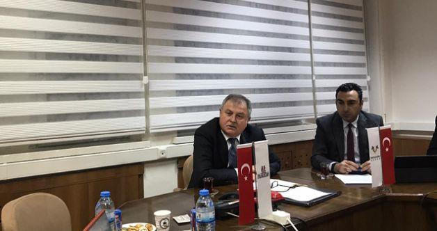 Mutlucan Şeker Fabrikası'nda 2020-2021 üretim dönemi bilgilendirme toplantısı gerçekleştirildi
