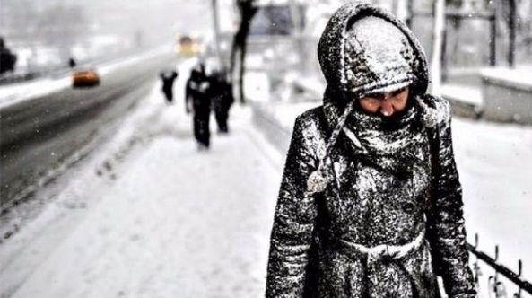 Elbistanlılar dikkat! Yarın kar ve soğuk hava devam ediyor