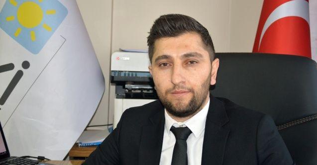 """İYİ Parti İlçe Başkanı Gül: """"Felaketler üzerinden siyaset yapılmaması gerektiğine inanmaktayız"""""""