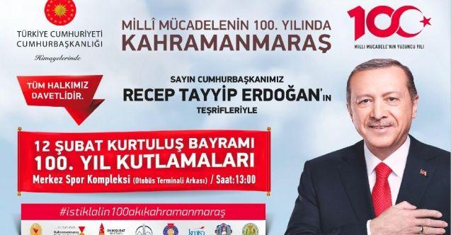 Başkan Gürbüz'den Cumhurbaşkanının Kahramanmaraş programına davet