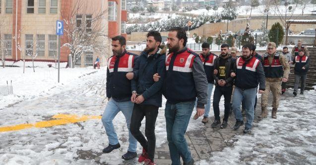 Kahramanmaraş'ta terör operasyonu! 4 DEAŞ şüphelisi gözaltına alındı