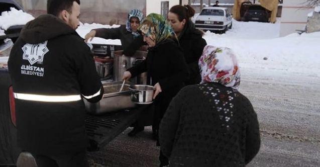 Elbistan Kent Konseyi Kadın Meclisi'nden örnek davranış