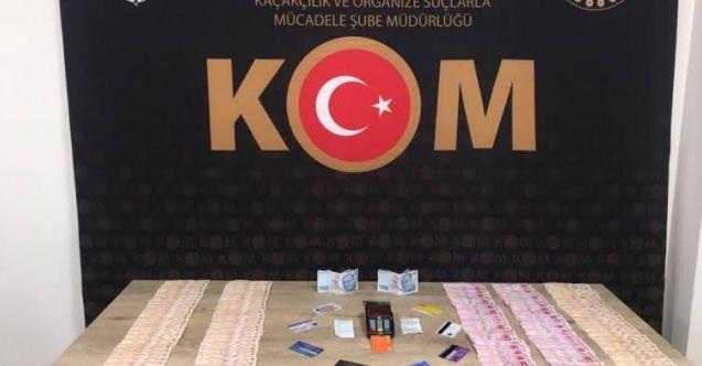 Kahramanmaraş'ta tefeci operasyonu: 3 gözaltı