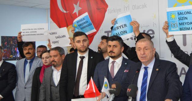 """İYİ Parti Milletvekili Özdağ: """"Suriye politikası tam anlamıyla iflas etmiştir"""""""
