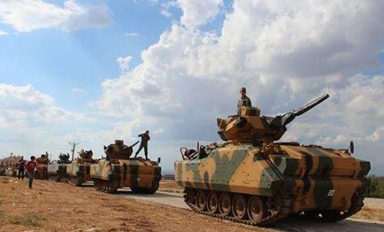 """Kahramanmaraş'ta asker """"acil"""" koduyla harekata hazır edildi"""