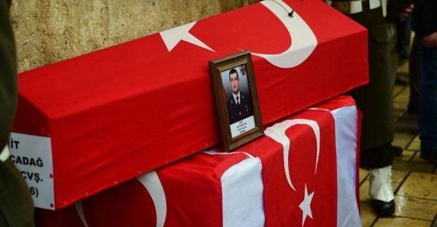 Uzman Onbaşı Ahmet Saygılı Kahramanmaraş'ta son yolculuğuna uğurlandı