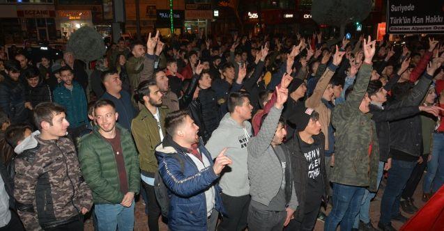 Elbistan'da vatandaşlar Mehmetçiğe destek oldular
