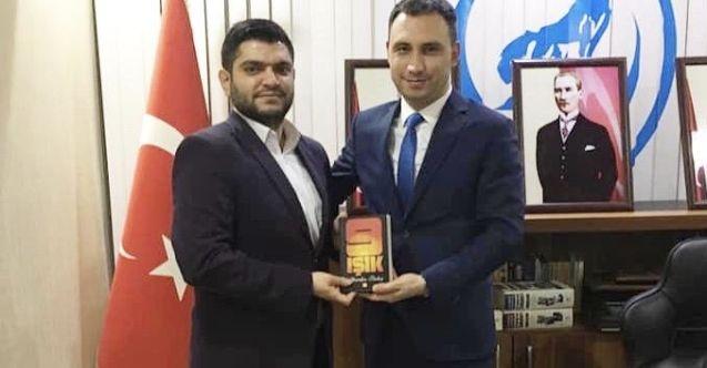 Elbistanlı Abdullah Alagöz, Kahramanmaraş Ülkü Ocakları İl Başkan Yardımcılığına atandı