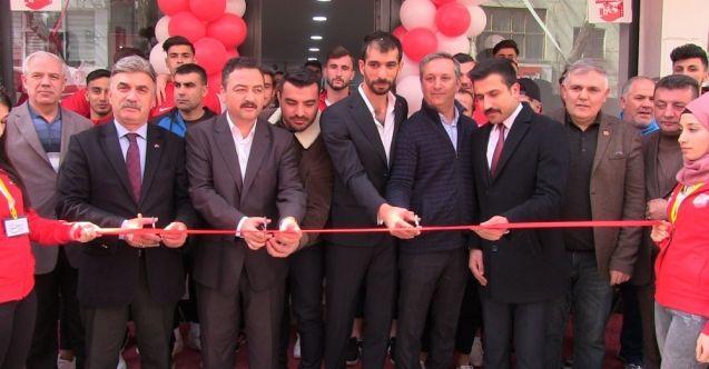 Elbistan Spor Store Mağazası açıldı