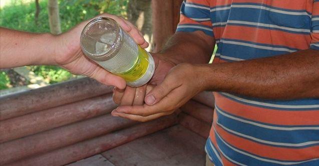 Türkiye'de koronavirüs görülmesinin ardından kolonya satışlarında artış yaşandı
