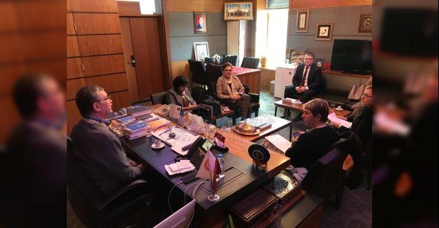 Epilepsi Hastaları için TBMM İçişleri Komisyonu ziyaret edildi