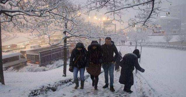 Meteoroloji açıkladı: Elbistan'da kar yağışı bekleniyor