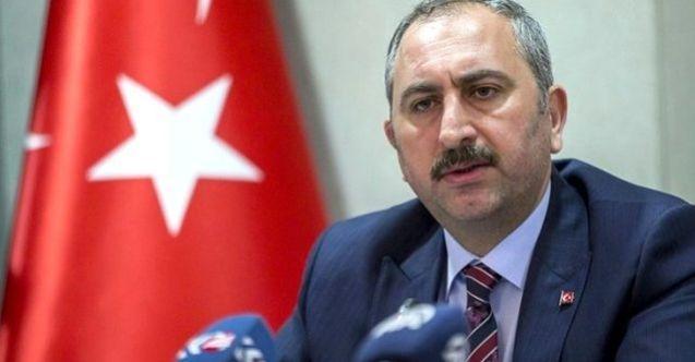 Adalet Bakanı Bakan Gül: 30 Nisan'a kadar duruşmalar ertelendi!