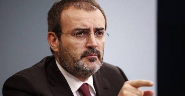 AK Parti Genel Başkan Yardımcısı Mahir Ünal'da kampanyaya destek verdi