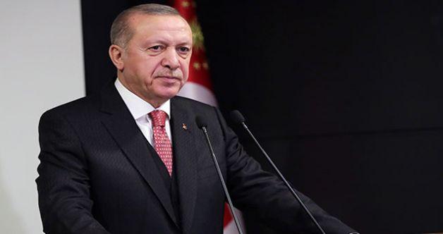Cumhurbaşkanı Erdoğan Milli Dayanışma Kampanyası 7 maaş bağışladı
