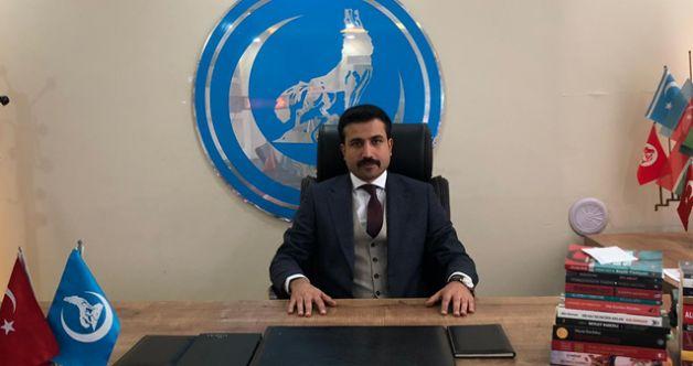 Elbistan Ülkü Ocakları Başkanı Esat Kılınç'tan kampanyaya destek