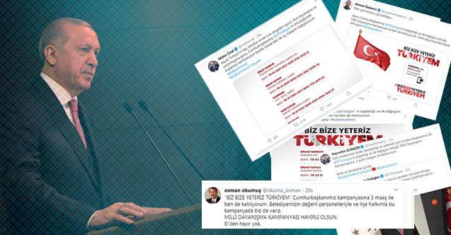 Kahramanmaraş'tan Milli Dayanışma Kampanyası'na tam destek