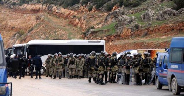 Kahramanmaraş'a araç giriş çıkışı yasaklandı