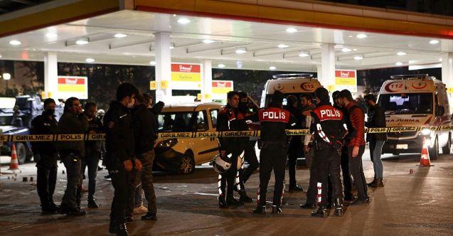 İstanbul'da polise saldıran Elbistan nüfusuna kayıtlı zanlı öldü!