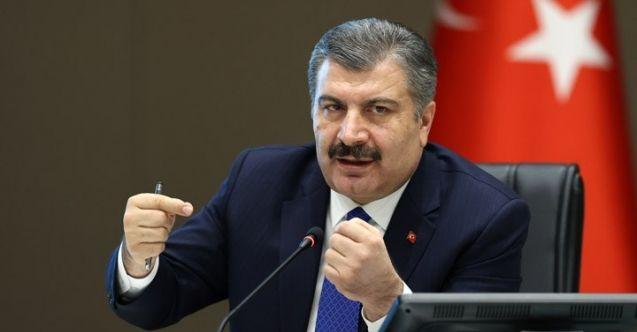 Sağlık Bakanı Koca son koronavirüs verilerini açıkladı: Toplam can kaybı 1403'e yükseldi