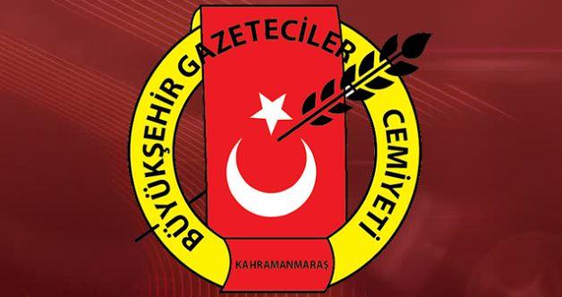 Kahramanmaraş Gazeteciler Cemiyetinden milletvekillerine açık mektup!