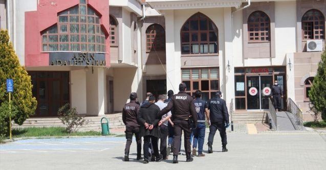 Afşin'de kavgaya müdahale eden bekçilere mukavemet gösteren 4 kişi gözaltına alındı
