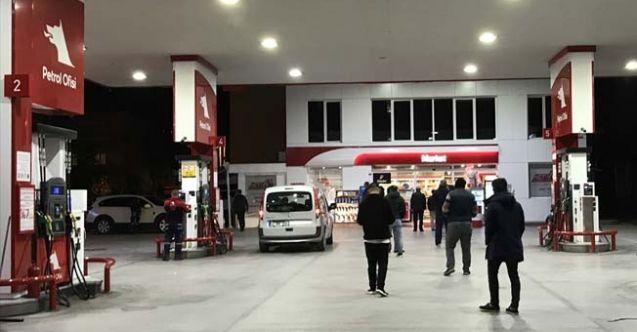 Elbistan'da açık olan akaryakıt istasyonlarının listesi