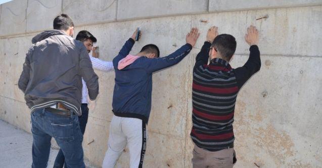 Kahramanmaraş'ta polisten kaçan 4 kişiye 12 bin 600 lira ceza uygulandı