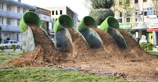 Başkan Gürbüz'den yeni proje! Şehit Er Rahmi Koldan parkı yenileniyor...