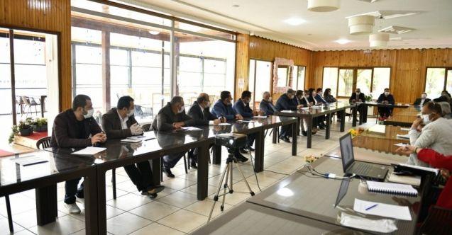 1/1000 imar planı ile Elbistan'da İnşaat sektörünün önü açıldı