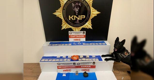 Uyuşturucu satıcılarına suçüstü operasyon: 1 kişi tutuklandı