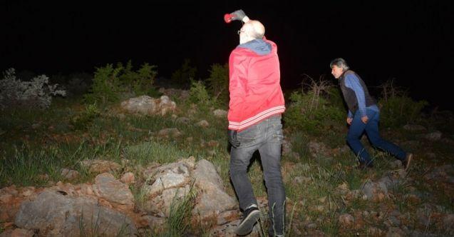 Mantar toplamak için çıktığı dağda kendisinden haber alınamayan yaşlı adamın cansız bedenine ulaşıldı