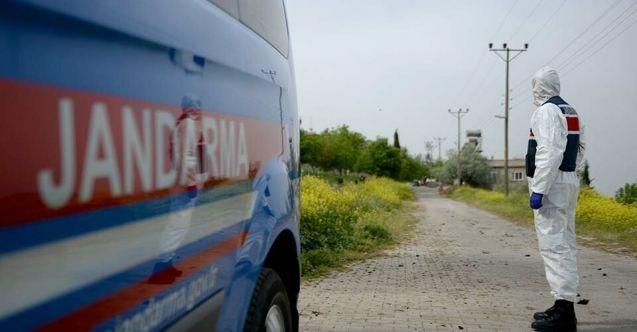 Afşin'in o mahallesinde koronavirüslü hasta sayısı 50'yi geçti