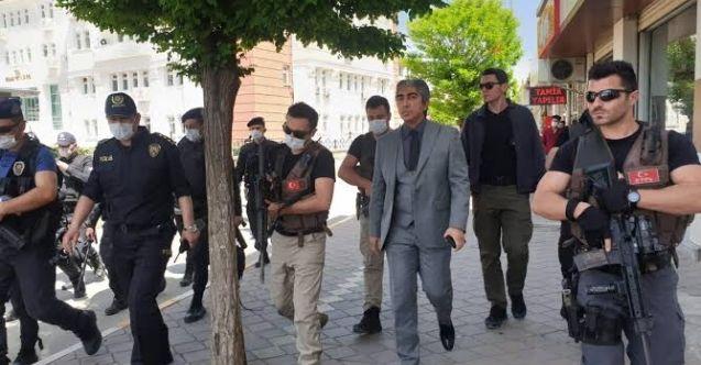 Göksunlu Emniyet Müdürü'nden HDP'li vekile tokat gibi cevap: Bana propaganda yapma