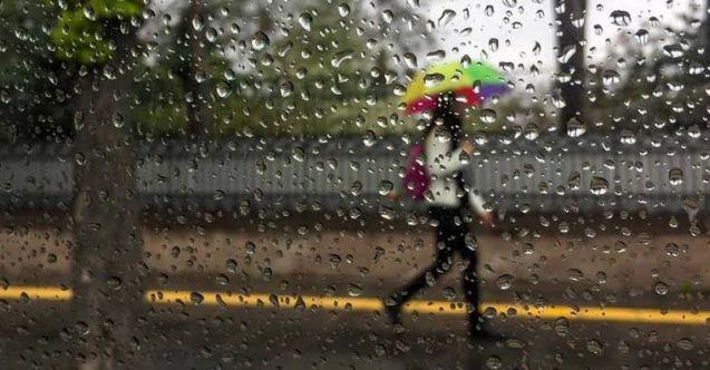 Elbistan'da bayramda fırtına ve yağmur var
