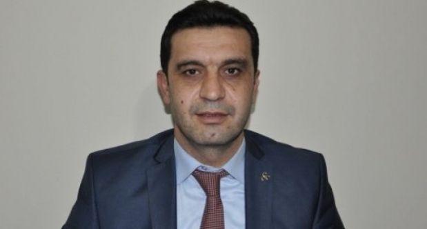 MHP Afşin İlçe Başkanı istifa etti