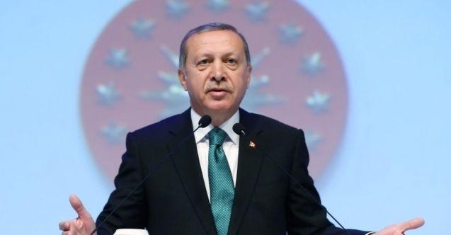 Cumhurbaşkanı Erdoğan şair Karakoç ve Zarifoğlu'nu andı