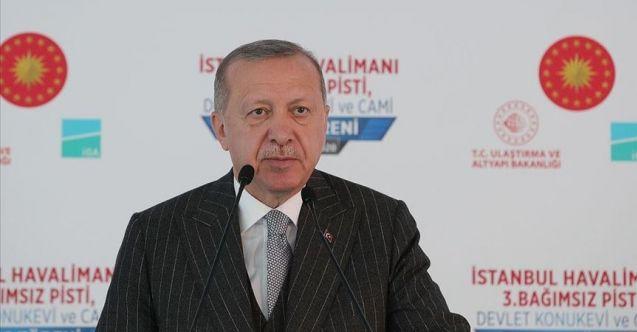 Cumhurbaşkanı Erdoğan'dan Önemli koronavirüs uyarısı