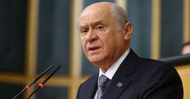 MHP Lideri Bahçeli: Ayasofya Camisi Müslüman gönüllerle buluşmalıdır