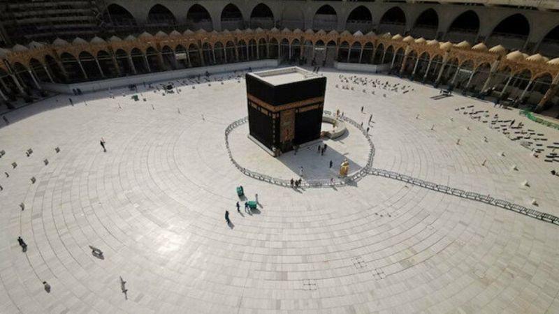 2021'de hacılara kapılar açılıyor! Suudi Arabistan'dan planlı umre ziyareti çalışması