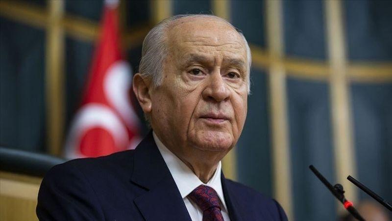 MHP Genel Başkanı Bahçeli: Cumhur İttifakı sonuna kadar yaşayacaktır