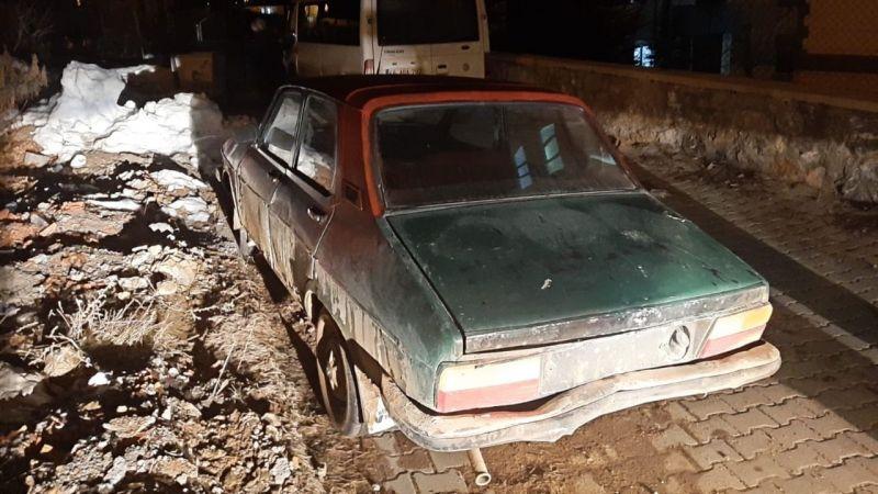 Elbistan'da otomobil çalan 3 kişi tutuklandı
