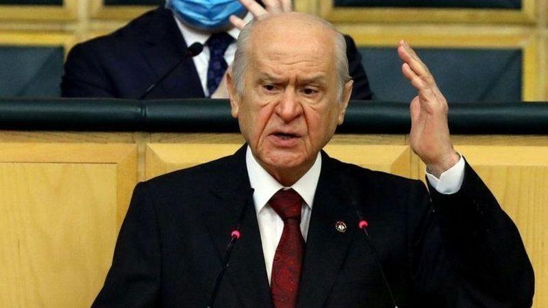 Devlet Bahçeli: Kandil'e bir şafak vakti Türk bayrağı dikilmelidir