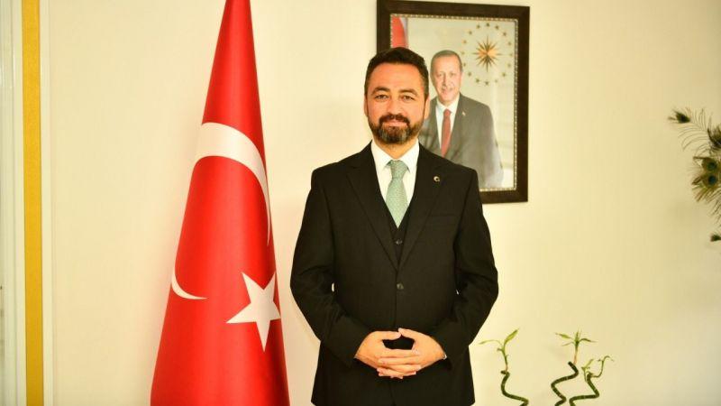 Başkan Gürbüz: Elbistanlı hemşehrilerimin üç aylarını ve Regâib Kandilini tebrik ediyorum