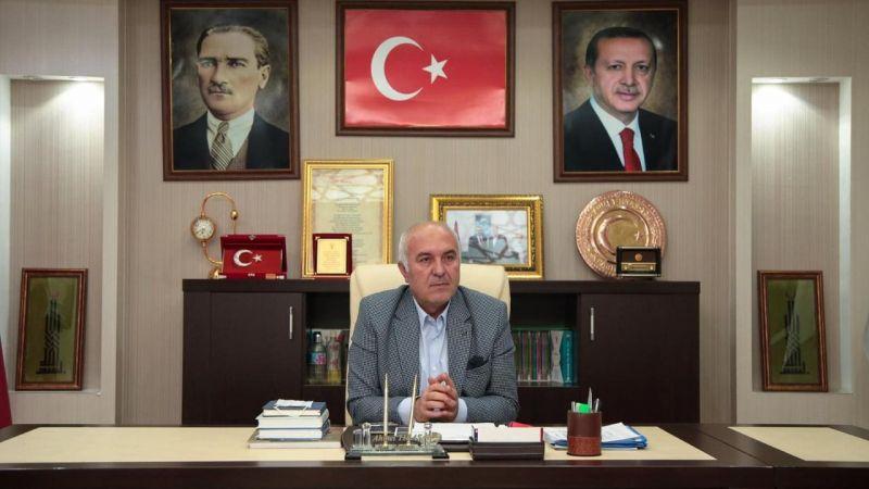 AK Parti Elbistan İlçe Başkanı Ahmet Tıraş'tan kandil mesajı